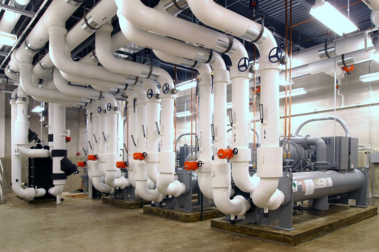 HVAC Markets Served | Central Plants
