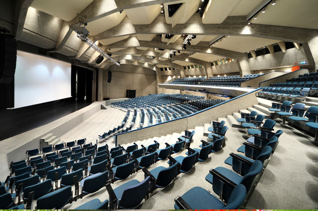 HVAC Markets Served | Worship Assemblies & Event Venues