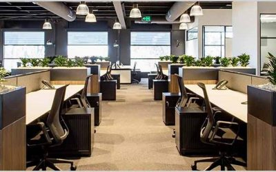 Indoor Air Quality and Commercial Buildings