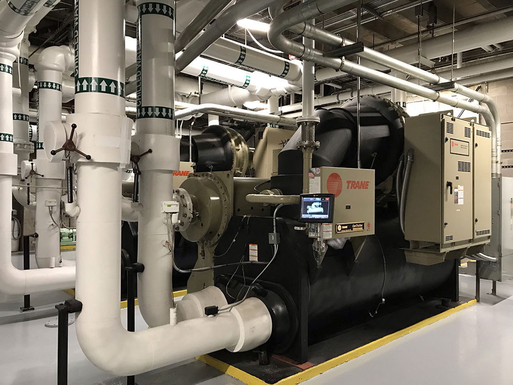 E--Water-Cooled-Chiller-Replacement--Commercial-office-building